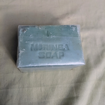 MORINGA SOAP - 4 oz bar