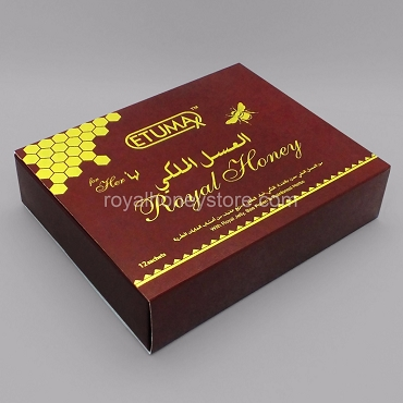 ETUMAX ROYAL HONEY for WOMEN - 12 sachet box